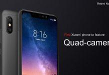 مواصفات وسعر هاتف Xiaomi Redmi Note 6 Pro